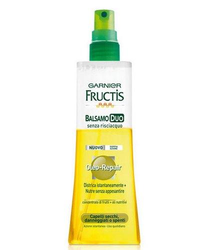 Review Garnier Fructis Oleo-Repair BalsamoDuo