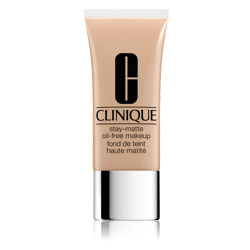 clinique stay matte oil-free make up