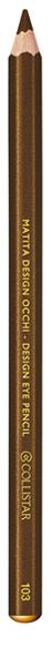 collistar matita design occhi n103 bronzo
