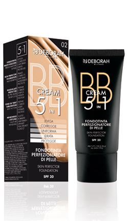 deborah bb-cream 5 in 1