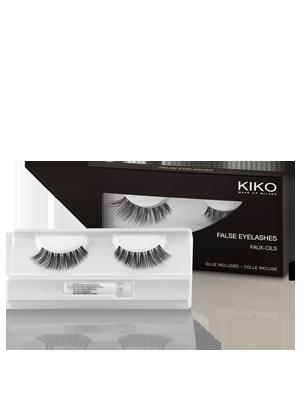 kiko natural false eyelashes