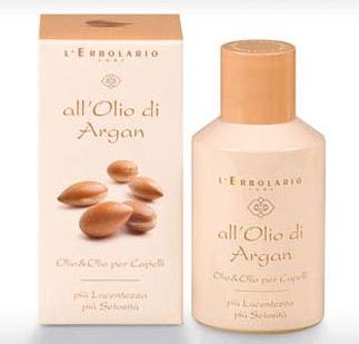 l'erbolario olio&olio per capelli 21