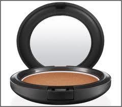 mac bronzing powder golden