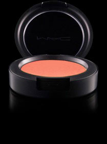 mac powder blush Peaches