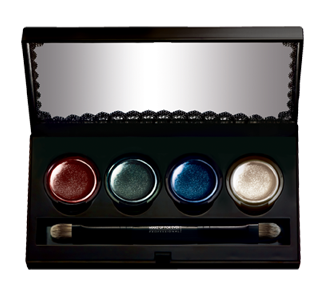 make up for ever black-tango-palette