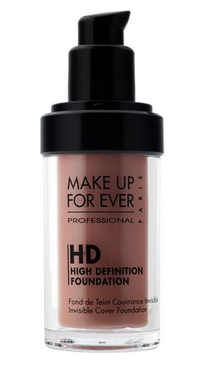 make up for ever fondotinta hd 40,50