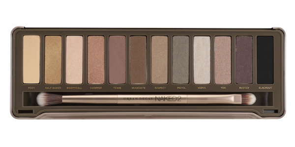 urban decay naked2 palette shades