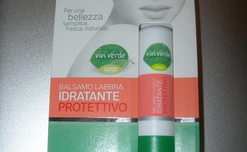 Review Balsamo Labbra Idratante Protettivo Vivi VerdeCoop