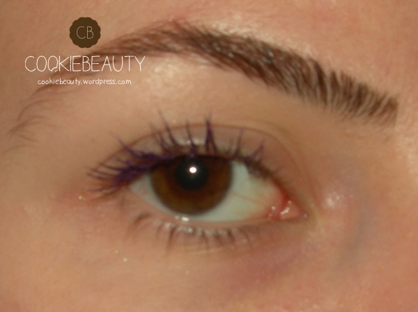 occhio-viola