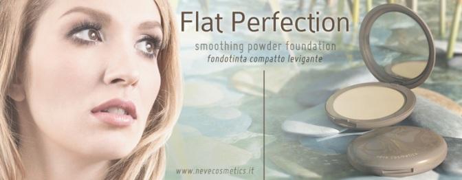 Flat Perfection, il nuovo fondotinta di Neve Cosmetics
