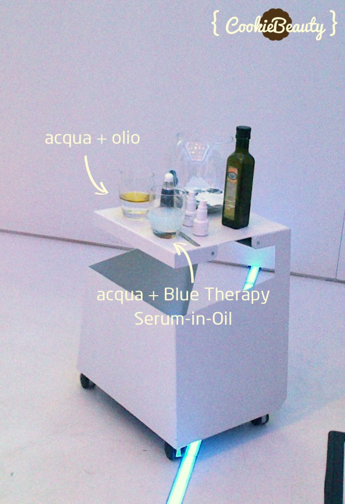 blue therapy solubile