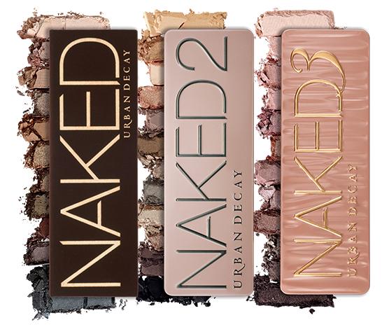 Qual è la Naked Palette che fa perte?