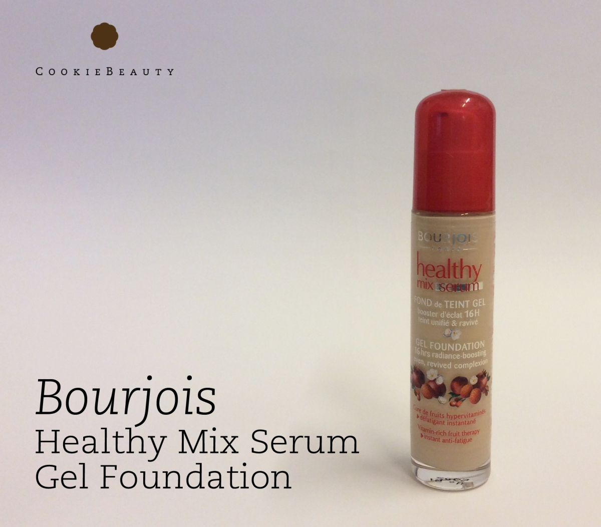 Review Fondotinta Bourjois Healthy Mix Serum