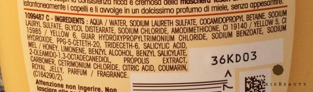 UltraDolce-TesoriDiMiele-inci-shampoo