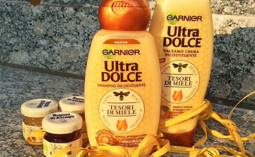 Garnier Ultra Dolce Tesori Di Miele – Shampoo & Balsamoricostituenti