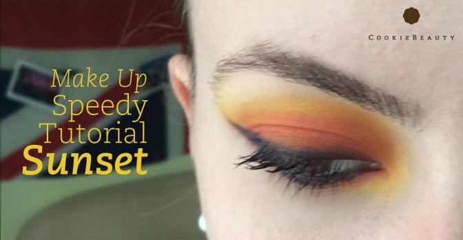 Make Up Speedy Tutorial: Sunset – perchè l'estate non è ancora finita