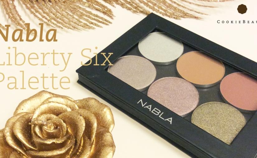 NABLA Liberty Six Palette + GenesisCollection