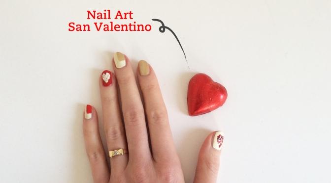 Nail Art – Cuori di San Valentino