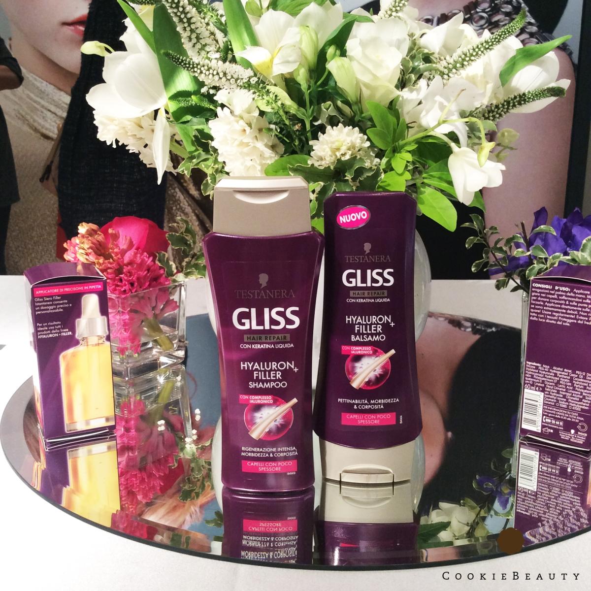 Testanera Gliss Hyaluron+ Filler - La salvezza dei capelli sottili