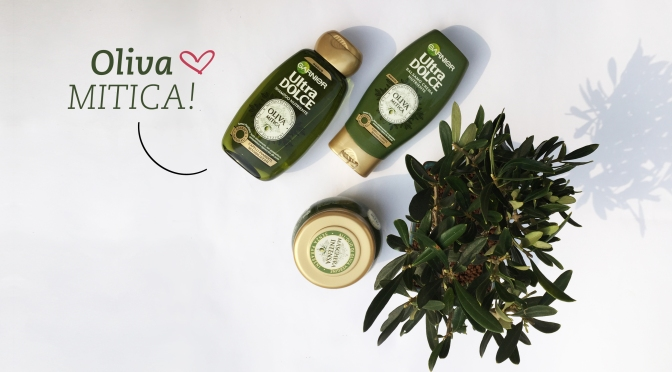 Garnier Ultra Dolce – Oliva Mitica