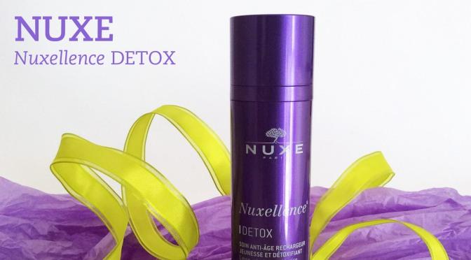 Review NUXE Nuxellence Detox