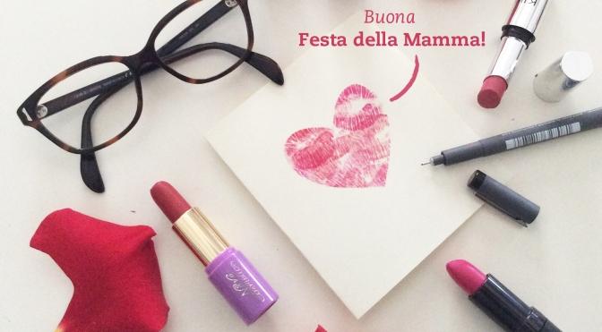 Idea Biglietto Festa della Mamma – Un Cuore di Baci