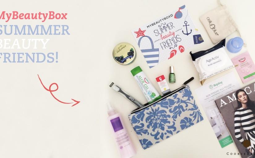 MyBeautyBox Luglio – Summer BeautyFriends!