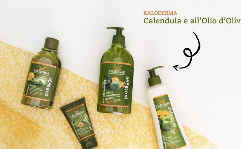 Kaloderma – Nuova Linea Protegge alla Calendula e all'Oliod'Oliva