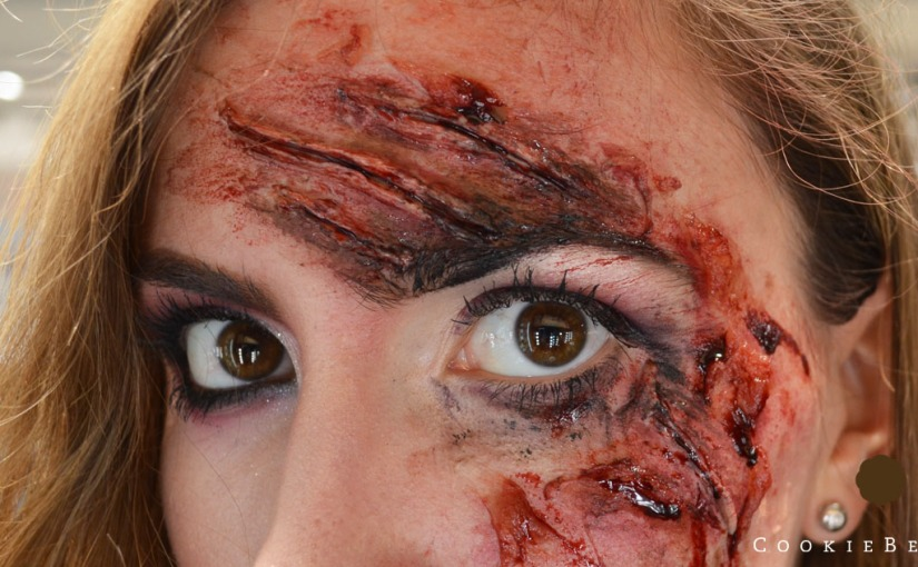 Make Up Halloween Effetti Speciali by Make Up For Ever – Tutorial Step by Step