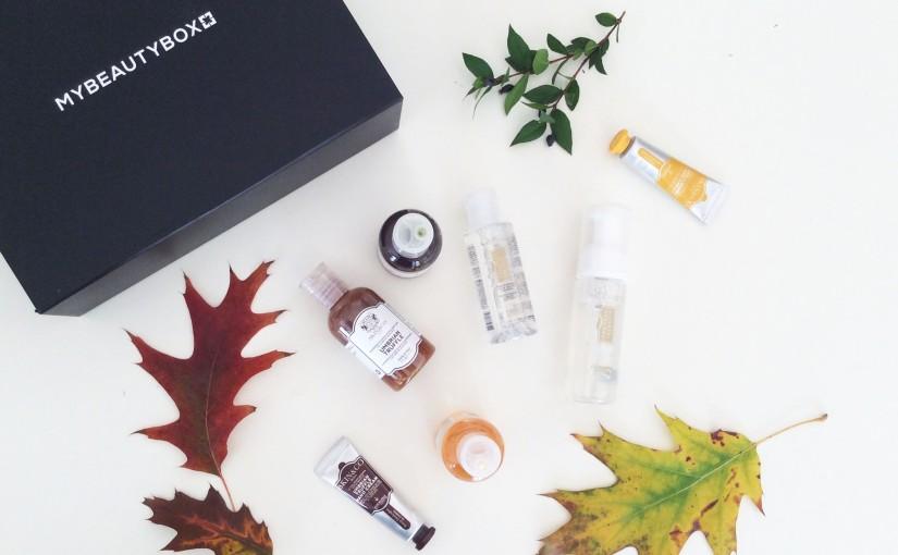 MyBeautyBox Ottobre – Skin&Co. lusso per lapelle