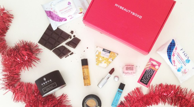 MyBeautyBox Novembre – The Gourmet Edition