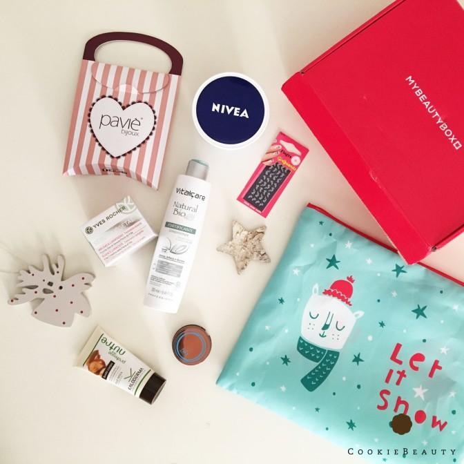 MyBeautyBox Dicembre – Beauty Fireworks