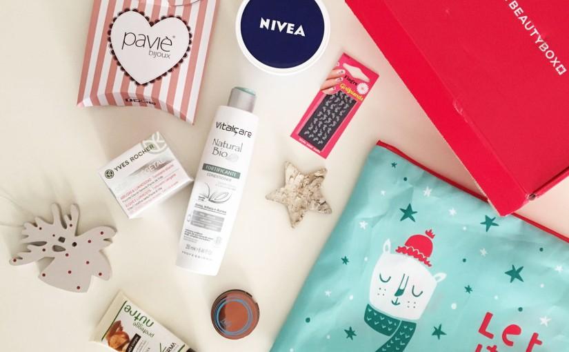 MyBeautyBox Dicembre – BeautyFireworks
