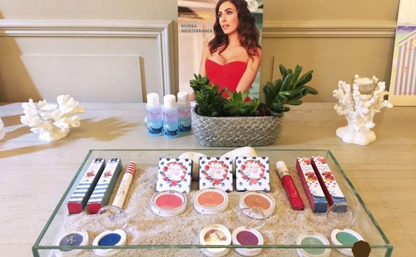 Bottega Verde Novità Estate 2016 – Pt.2 Collezione Makeup RivieraMediterranea