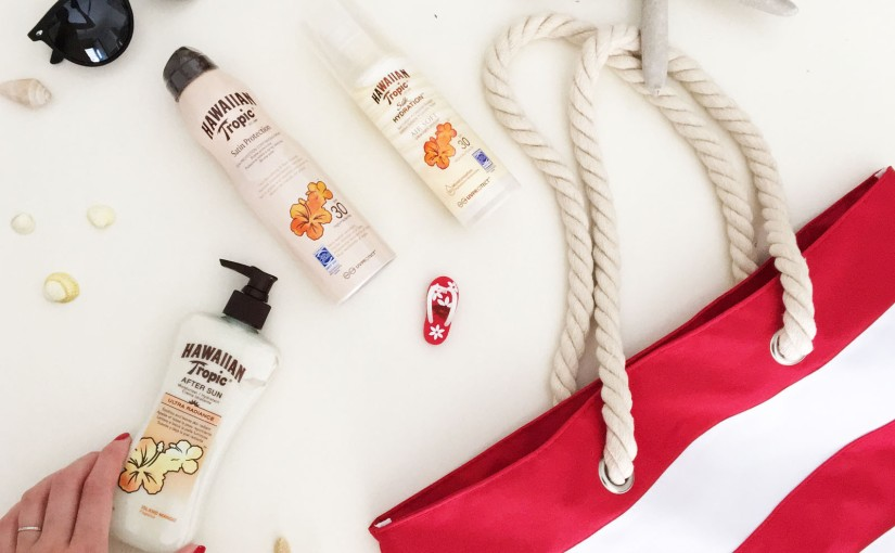 Estate 2016: Al mare con Hawaiian Tropic