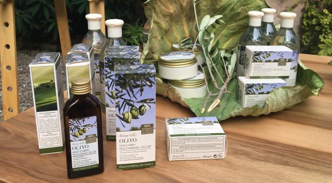 Novità Bottega Verde: Linea all'Olivo