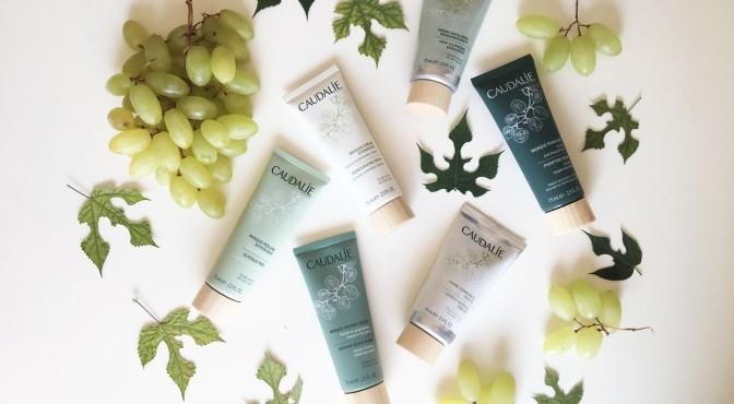 Skincare routine by Caudalie – Trattamento in due fasi crema esfoliante + maschera, per ogni tipo di pelle