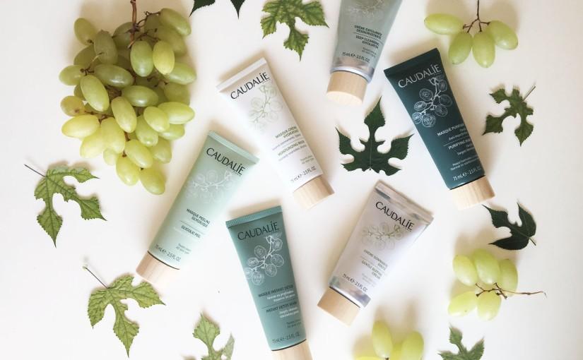 Skincare routine by Caudalie – Trattamento in due fasi crema esfoliante + maschera, per ogni tipo dipelle