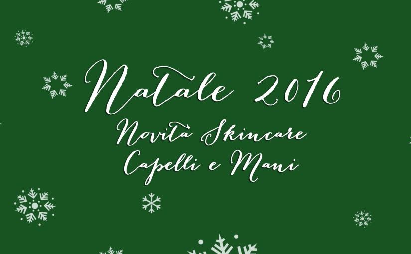 SEPHORA PRESS DAY: NOVITÀ NATALE 2016 SKINCARE, CAPELLI EMANI