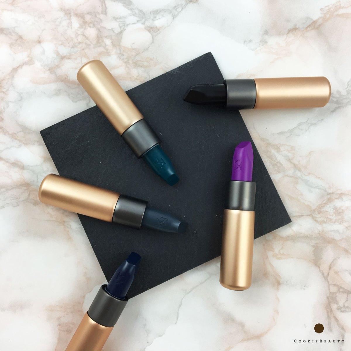 Kiko Velvet Passion Matte Lipstick Edizione Limitata Crazy Colors