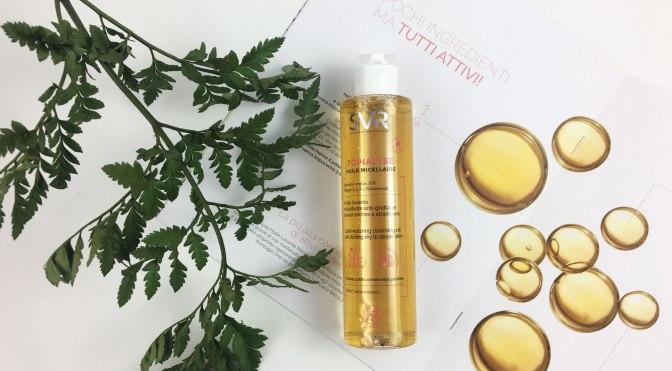 Olio Micellare SVR Topialyse – Detersione per le pelli più sensibili