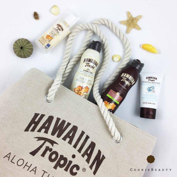 Hawaiian Tropic – La mia Aloha Therapy per una protezione solare sicura