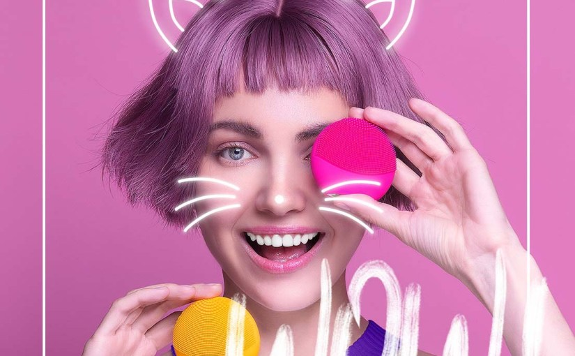 Beauty routine e intelligenza artificiale: arriva Foreo Lunafofo