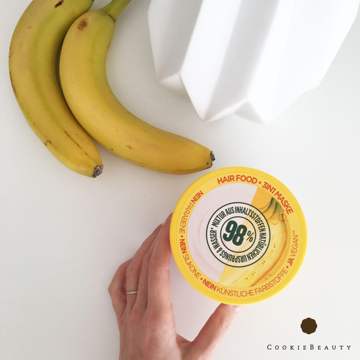 Review Maschera Capelli - Garnier Fructis Hair Food Banana