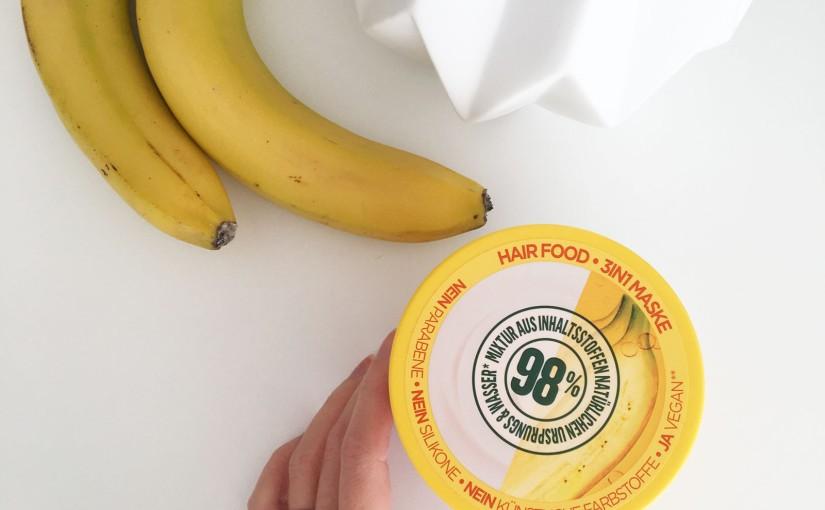 Review Maschera Capelli – Garnier Fructis Hair FoodBanana